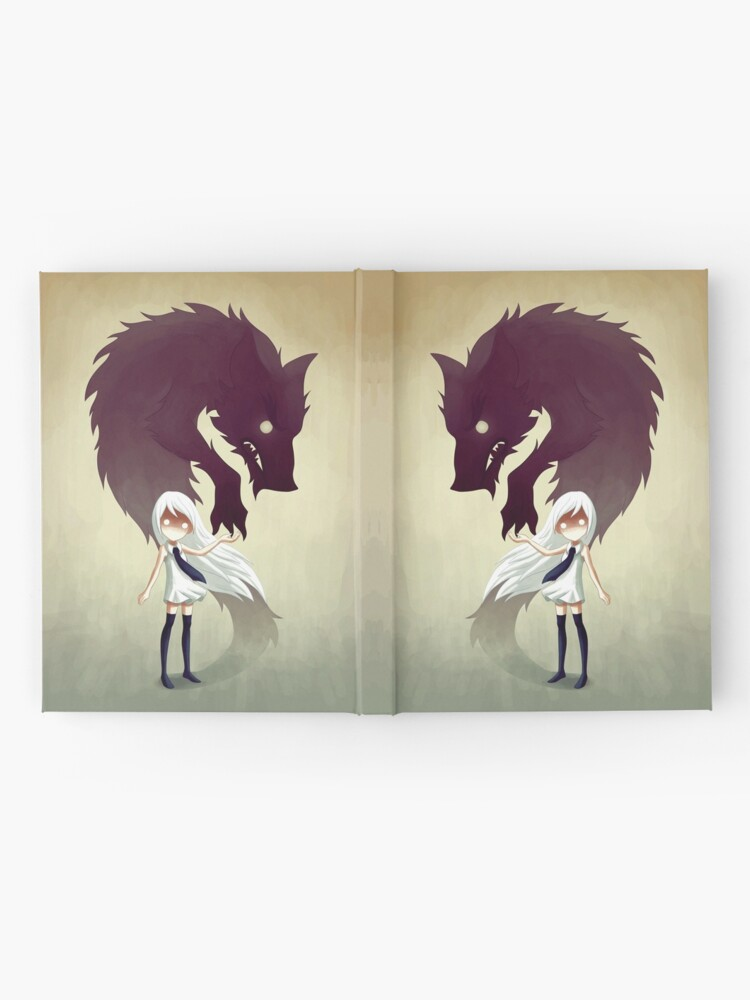 Alternate view of Werewolf Hardcover Journal