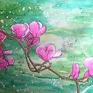 Magnolia XV by Alexandra Felgate