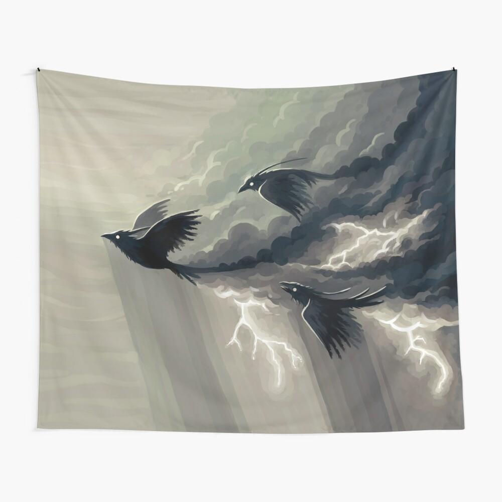 Sturmbringer Wandbehang