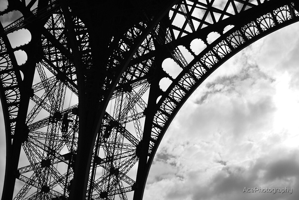 Metal Sky by AcePhotography