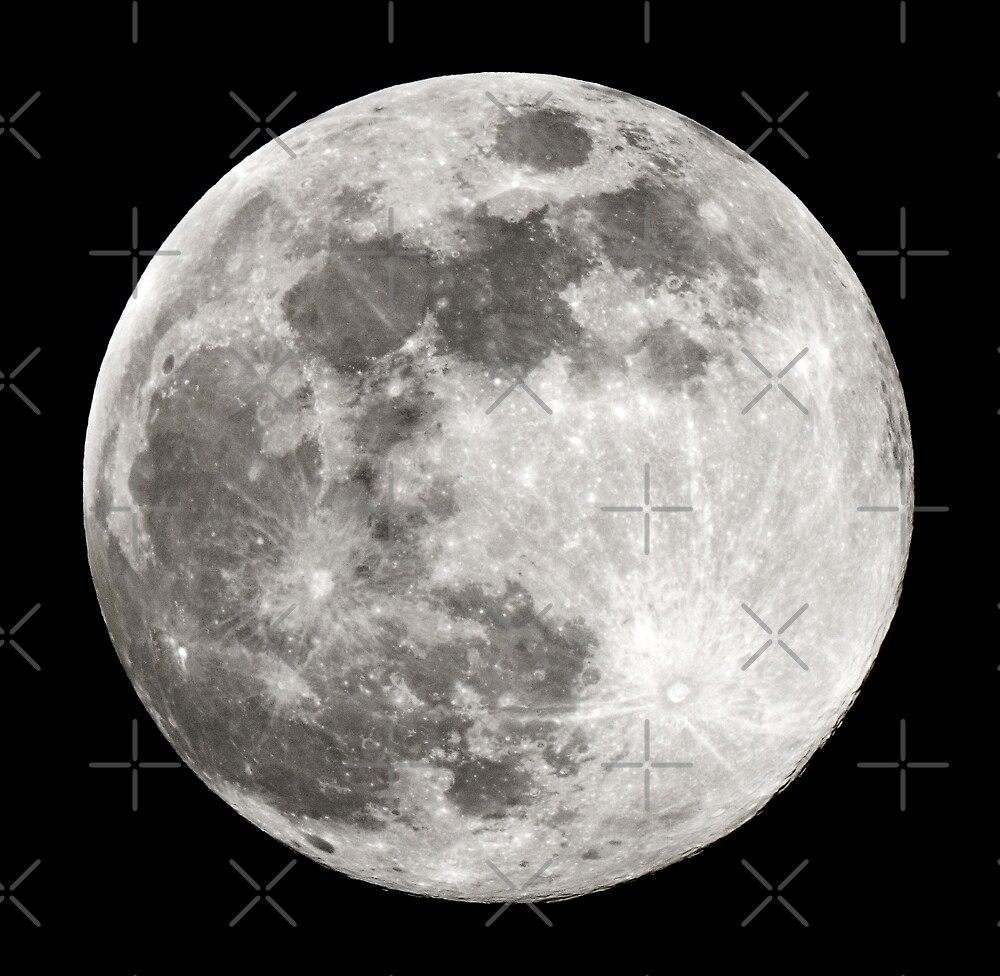 Full Moon by BlueShift
