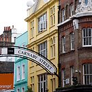 Carnaby Street by phil decocco