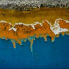 Coastline Abstract by Albert Sulzer
