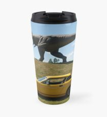 Out of the Past they came....... Travel Mug