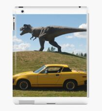 Out of the Past they came....... iPad Case/Skin
