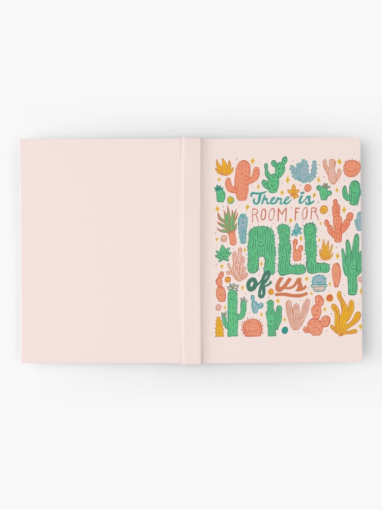Alternate view of Room for All Hardcover Journal