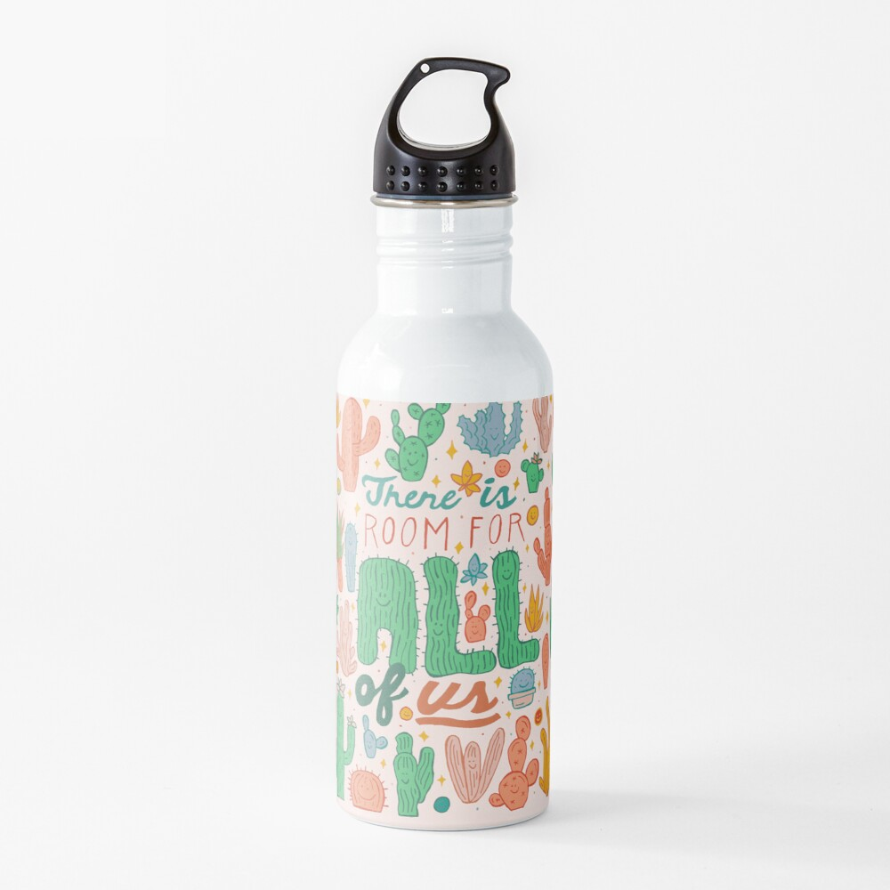 Room for All Water Bottle