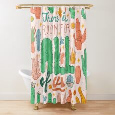 Room for All Shower Curtain