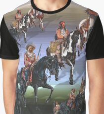 D1G1TAL-M00DZ ~ Karl May Universe ~ Illustrations by tasmanianartist for Karl May Friends 170619 Graphic T-Shirt