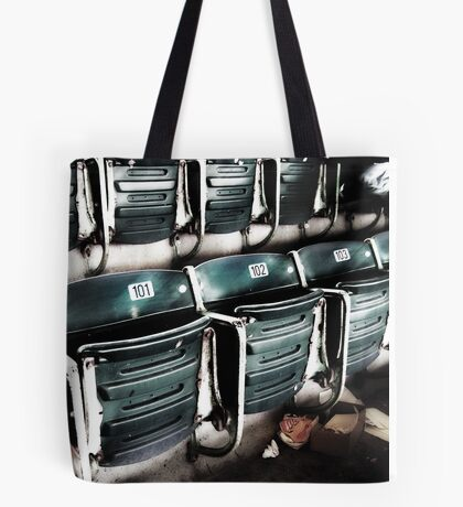 chicago cubs grandstand seats Tote Bag