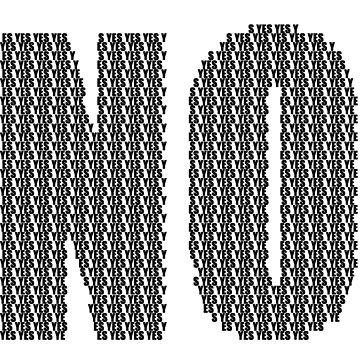 No No No by hattart