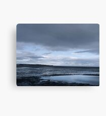 the Wirral Peninsula Canvas Print