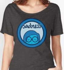 Sadness Women's Relaxed Fit T-Shirt