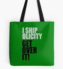 Olicity Tote Bag