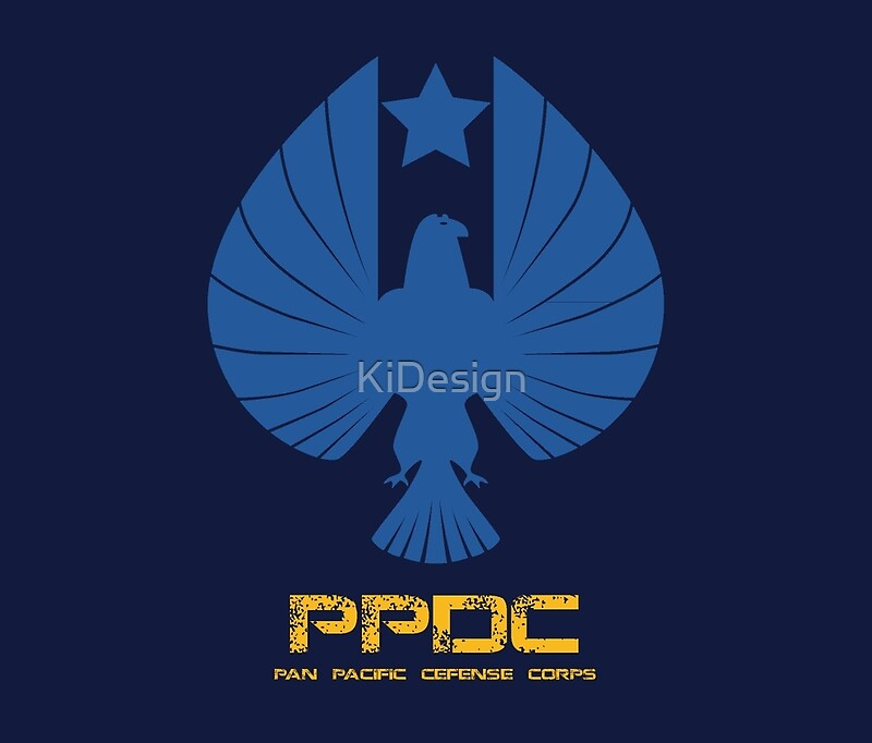 """Pan Pacific Defense Corps"" Travel Mugs by KiDesign ..."