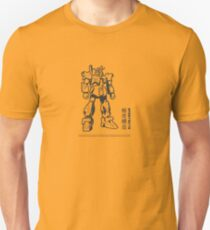 Superstructure: Robot Unisex T-Shirt