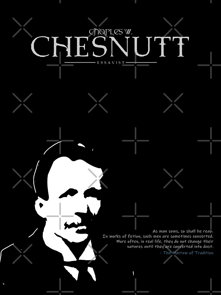 A Quote By Charles Chesnutt by ys-stephen