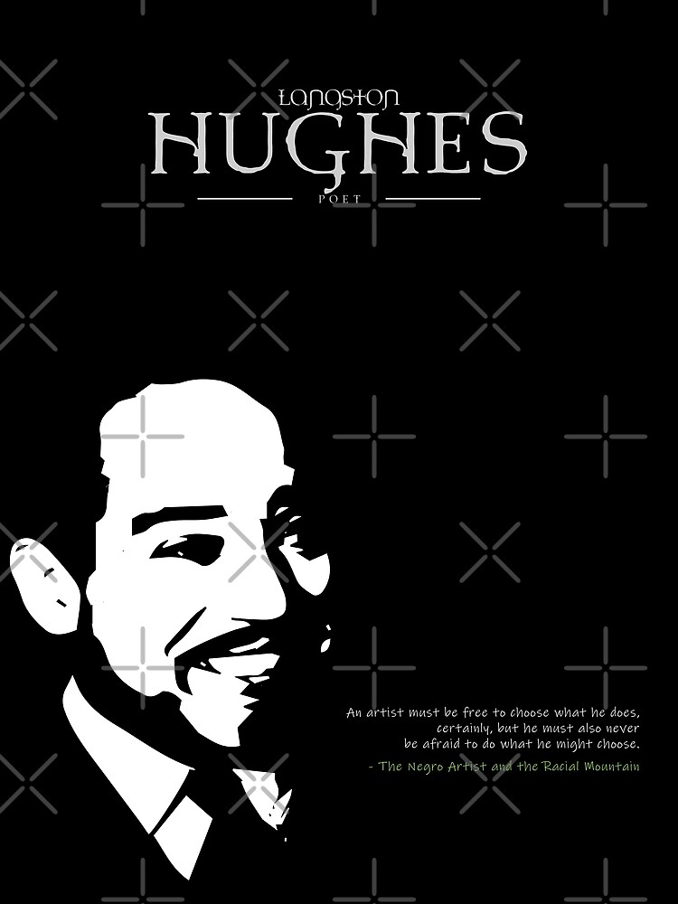 A Quote By Langston Hughes by ys-stephen