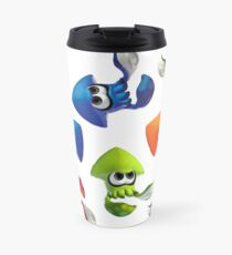 Splatoon! Just Squidding Travel Mug
