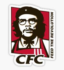 Feed the Revolution Sticker