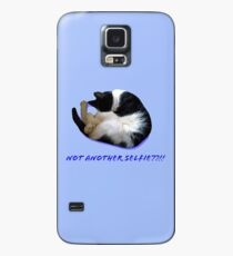 Not Another Selfie??!! - Cat Case/Skin for Samsung Galaxy