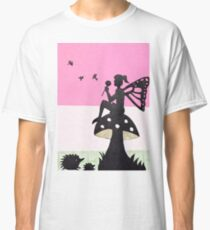 Fairy with Thistle Classic T-Shirt