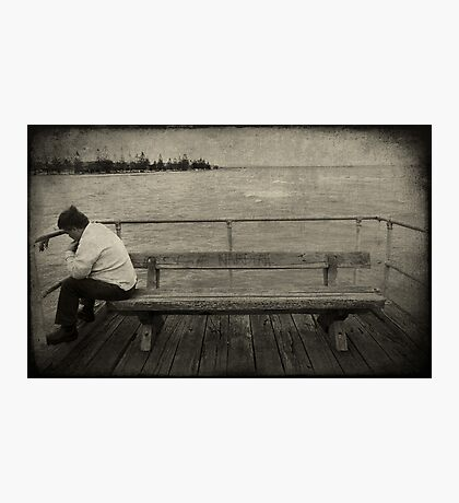 Contemplation Photographic Print