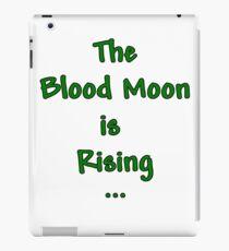 "Terraria Based ""The Blood Moon Is Rising"" iPad Case/Skin"