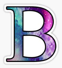 Beta Galaxy Sticker
