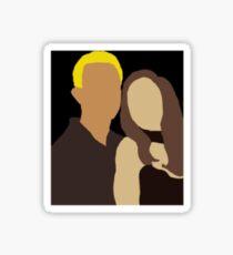 Spike&Drusilla Sticker