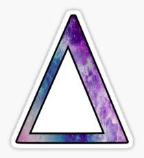 Delta Galaxy Sticker