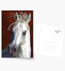 White Fire Postcards