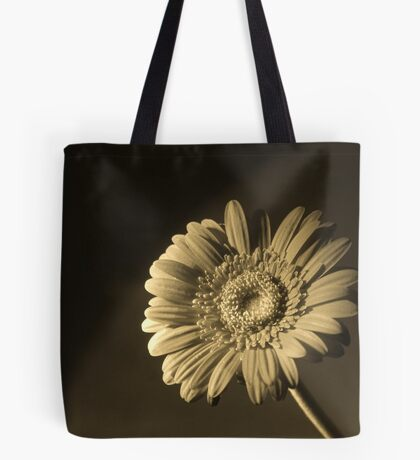 Flower With A Twist  Tote Bag