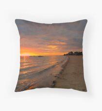 South Australia - Pure Gold - Sunrise Throw Pillow