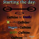 #ColoringTherapy - Starting the day v2 by A.J. Bruner