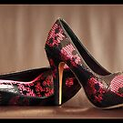 Shoes, glorious shoes! by Ruth Smith