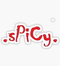 .sPiCy. Sticker
