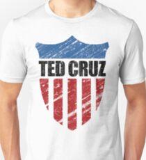 Ted Cruz Patriot Shield T-Shirt