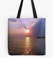 Lake Erie in all of her Glory Tote Bag