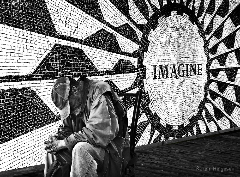 Imagine... by Karen  Helgesen