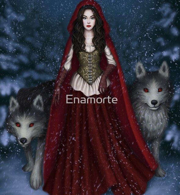 Red Riding Hood by Enamorte