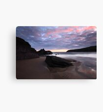 Dingle Sunset - Co. Kerry Canvas Print
