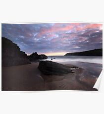 Dingle Sunset - Co. Kerry Poster