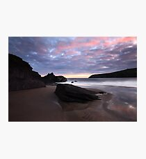 Dingle Sunset - Co. Kerry Photographic Print