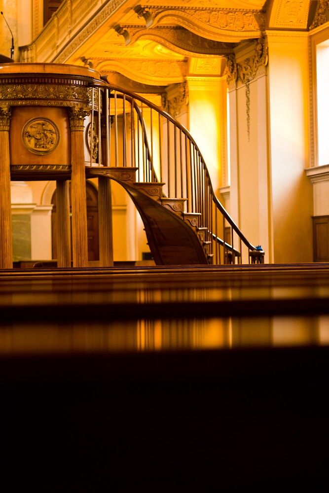 Golden Stairs by nirajalok