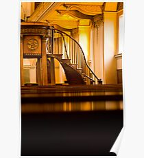 Golden Stairs Poster