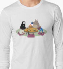 Studio Ghibli Tea Time T-Shirt