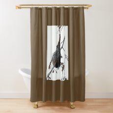 Oriole Nest Shower Curtain