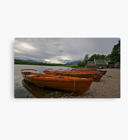 Keswick Lakes  Canvas Print
