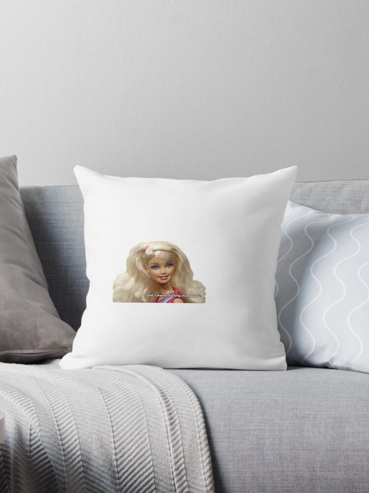 most popular girls in school by dmgutez - Popular Throw Pillows